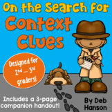 Context Clues PowerPoint (2nd and 3rd grade)