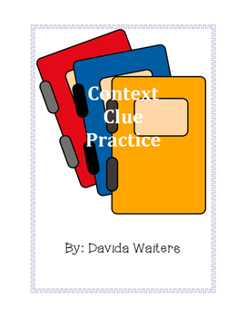 Context Clues Practice