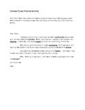 Context Clues Practice Activity