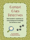 Context Clues Practice Activity for 3rd Grade (The Walshie Workshop)