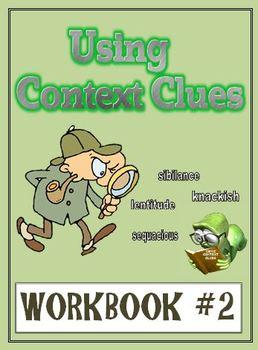 Context Clues Practice Workbook #2