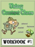 Context Clues Practice Workbook #1