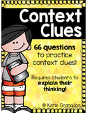 Vocabulary Context Clues Printables