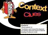 Context Clues Proficiency