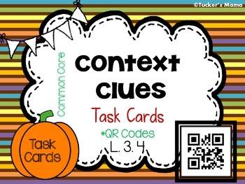 Context Clues QR Codes
