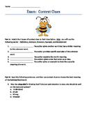 Context Clues Quiz