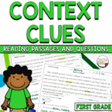 Context Clues and Unknown Words
