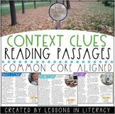 Context Clues: Reading Passages