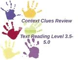 Context Clues Review/Practice