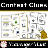 Context Clues Scavenger Hunt