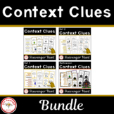 Context Clues Scavenger Hunt Bundle