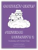 Context Clues: Sentence Detective 2