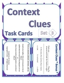 Context Clues Set 3 Task Cards