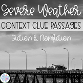 Context Clues: Severe Weather