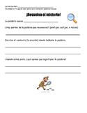 Context Clues- Spanish