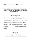 Context Clues - Standard RF.1.4c