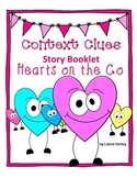 "Context Clues Story Booklet ""Hearts on the Go"""