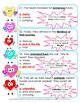 """Context Clues Story Booklet """"Hearts on the Go"""""""