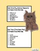 Context Clues Story, Questions, and Vocabulary Cards* 2 Sets