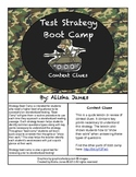 Context Clues Strategy Boot Camp