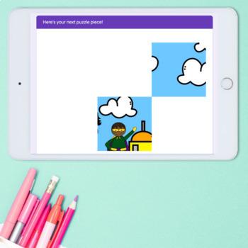 Context Clues Review Activity- Context Clues Superheroes