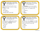 Context Clues Task Cards Set 1