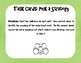 Context Clues Task Cards or Scoot: Pick a Strategy