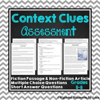 Context Clues Test