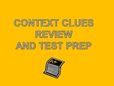 Context Clues Testing Review and FCAT Test Prep