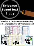 Text Detectives - Text Evidence - Context Clues - Inferencing