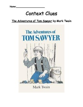 Context Clues: Tom Sawyer (Pacemaker Classic)