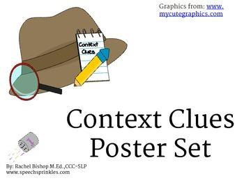 Context Clues Visuals