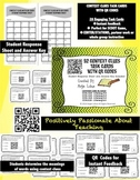 Context Clues With QR Codes Task Cards