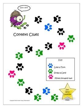 Context Clues - Word Detective