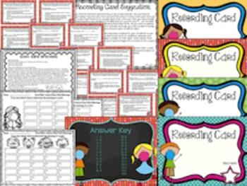 Reading Comprehension:  Multiple Meaning Words, Context Clues