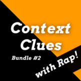 Context Clues Worksheets: Context Clues Passages and Questions Using Songs