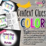 Context Clues in COLOR: Bundle