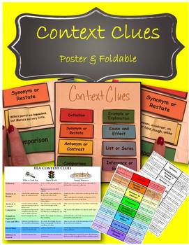Context Clues in ELA