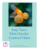 Context Clues in Fish Cheeks by Amy Tan