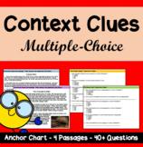 Context Clues in Longer Passages: Multiple-Choice Format