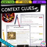 Context Clues in Nonfiction Text RI1.4
