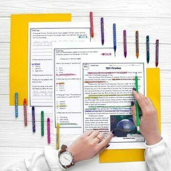 Context Clues in Nonfiction- 4th & 5th Grade RI.4.4/ RI.5.4