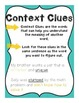 "Context Clues ""mini"" Pack"