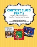 Context Clues using Picture Books (Part 2)
