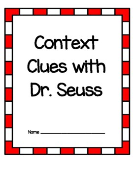 Context Clues with Dr. Seuss