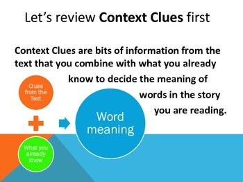 Context Clues with Synonyms and Antonyms