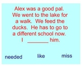 Context clues and inference
