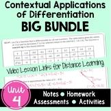 Contextual Applications of Differentiation BIG Bundle (Cal