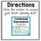 Contextual Expressions Digital BOOM Cards! (7.EE.A.2)
