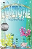 Contiamo Tutte le Creature: Edizione Marina (Italian Edition)